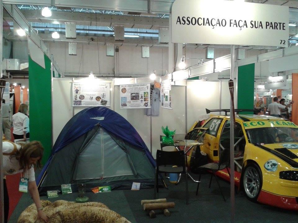 ONG BRASIL - 2013 - ESCOTISMO (DEFESA DO MEIO AMBIENTE E CIDADANIA) E ESPORTE SUSTENTÁVEL (EQUIPE COM COMPENSAÇÃO DE CARBONO
